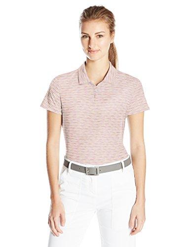 661cd6e7 Puma Golf Women's Space Dye PC Polo, Bright White, Small - Grabfly ...