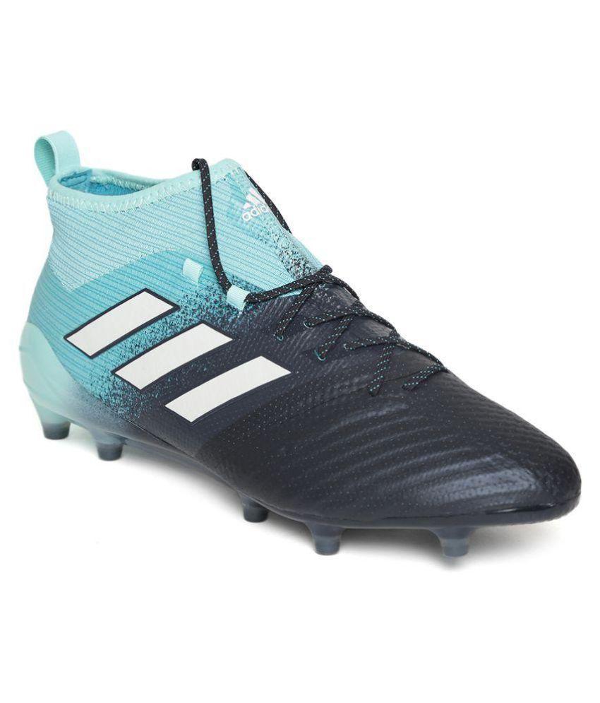 sale retailer 950ed 3cffc Adidas ACE 17.1 FG Men Navy Football Shoes