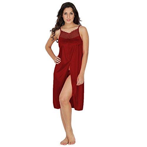 8c6125eab 69% Klamotten Womens Satin Nightwear