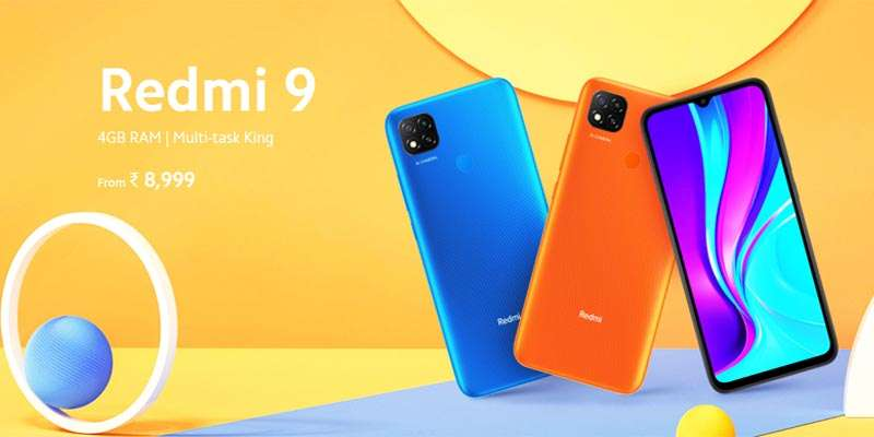 Xiaomi Redmi 9 Specs