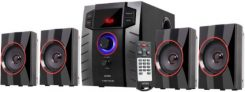 Intex IT-3005 TUFB 4.1 Channel Home Theater System